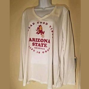 Life is good Arizona State Devils shirt